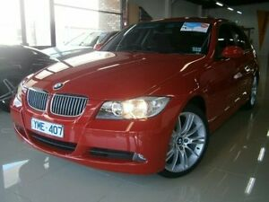 2005 BMW 320i Active Red Steptronic Sedan Dandenong Greater Dandenong Preview