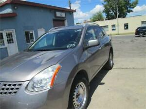 nissan rogue 2010 AWD, automatic full load warranty
