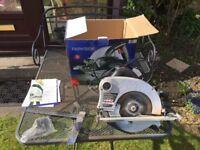 Parkside circular saw