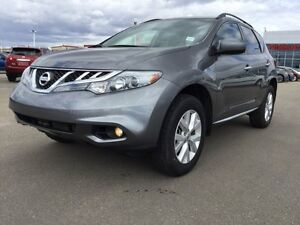 2014 Nissan Murano S AWD Accident Free,  A/C,