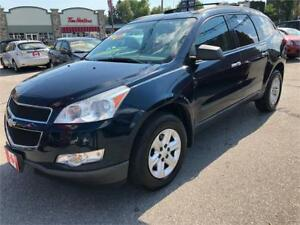 2010 Chevrolet Traverse 1LS 8 PASSENGER SEATING...LOW KMS..MINT