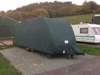 Protec Caravan Cover - Swift Challenger 540