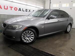 2009 BMW 323i CUIR TOIT OUVRANT MAGS 61$/SEMAINE