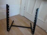 "Quiklok 10U 19"" Audio Rack"