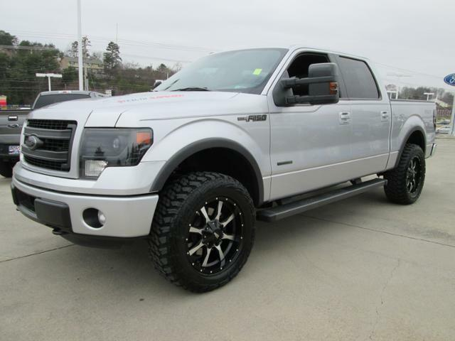 New Lifted 2014 Ford F 150 Fx4 Stealth Pkg Navigation Heat