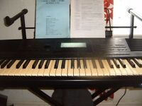 tecnics kn1500 keyboard