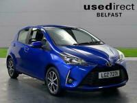 2018 Toyota Yaris 1.5 Vvt-I Icon Tech 5Dr Hatchback Petrol Manual