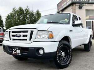 2010 Ford Ranger Sport 2WD Supercab *5 Speed Manual* ONLY 136k K