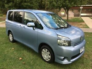 2007 Toyota Voxy 2009 Welcab Blue Constant Variable Wagon Wodonga Wodonga Area Preview