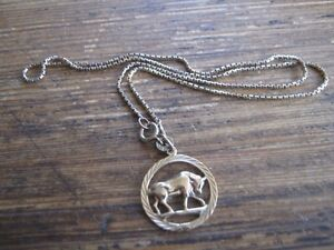 Gold -  Taurus, Pisces, and Leo medallions.