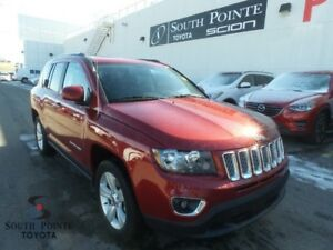 2016 Jeep Compass 4X4 | Sunroof | Leather | Heated Seats