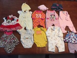 Baby cloths size 3 months