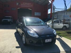 2013 Ford Focus LW MKII Trend Grey Auto Dual Clutch Hatchback Clontarf Redcliffe Area Preview