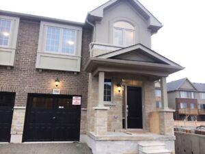 Brand new 3-bedroom end-unit townhouse in Oakville!
