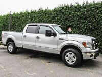 2011 Ford F-150 XLT 4x4 SuperCrew Cab 5.5 ft. box 145 in. WB, NO