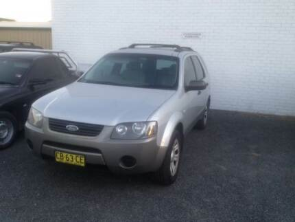 2007 Ford Territory RWD Automatic Wagon Maclean Clarence Valley Preview