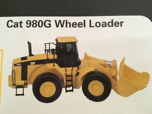 Rare Collectable Die Cast - Wheel Loader ( New unopened) Norscot