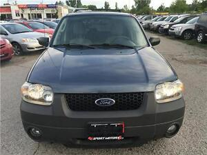 2005 Ford Escape XLT! Keyless Entry! A/C! Sunroof! Rust Proofed! London Ontario image 6