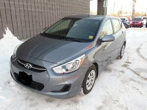 2016 Hyundai Accent 9990kms