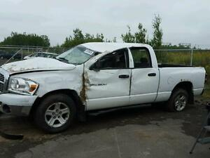parting out 2007 dodge ram 1500