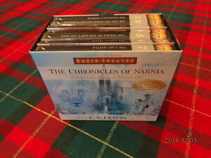 The Chronicles of Narnia: 7 C.S. Lewis Audio Books