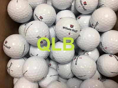 50 x PEARL GRADE WILSON DX SOFT golf balls - BEST PRICES