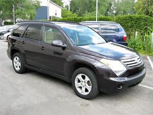 2007 Suzuki XL7 JLX, 7 passagers, cuir, toit ouvrant++ 120$/2sem