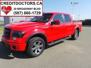 2014 Ford F-150 4WD SUPERCREW FX4 Apply Today!