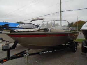 2008 Tracker Pro Guide V16 Perfect Fishing Boat!