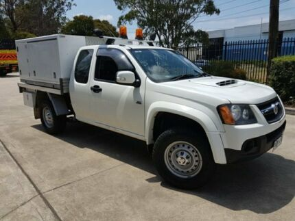 2011 Holden Colorado RC MY11 LX (4x4) 5 Speed Manual Spacecab