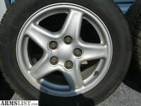 1999 4th gen Camaro Z28 rims with extra set of good tires