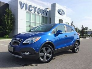 2014 Buick ENCORE Leather, Moonroof, Bluetooth