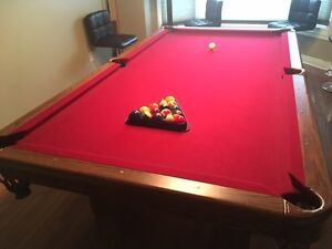 Dufferin Pool Table 8 x 4