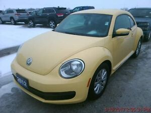 2012 Volkswagen New Beetle 6 MONTHS NO PAYMENTS / QUICK & EASY F