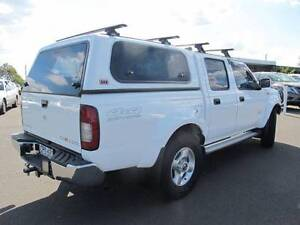 2013 Nissan Navara 4x4 Medlow Bath Blue Mountains Preview
