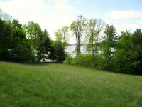 VACANT WATERFRONT LOT ON BIG RIDEAU LAKE