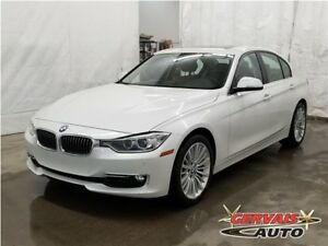 BMW 3 Series 328d Diesel xDrive GPS Cuir Toit Ouvrant MAGS 2014