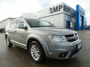 2015 Dodge Journey SXT FWD, 7 pass, Bluetooth, rear air, alloys,