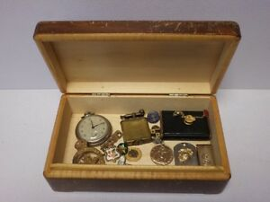 Vintage Pocket Watch WATCHES jewellery CLOCKS see !
