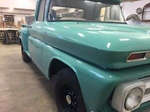 1963 Chevy Half Ton Step Side