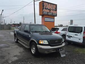 2002 Ford F-150 King Ranch ****LEATHER *****