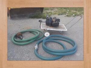 Pond Pump Pacer 3.5 Briggs & Stratton