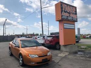 2006 Saturn Ion Quad Coupe Ion.3 Uplevel*ONLY 160KMS*AS IS
