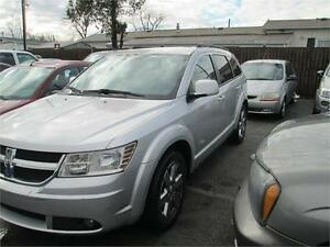 2009 Dodge Journey SXT RUNS AND DRIVES AS-IS TRADE IN