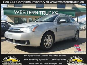 2008 Ford Focus SES w/SUNROOF ~ You're Approved!!! Low Payment