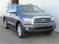 2011 Toyota Sequoia Platinum Loaded 7 Passenger One Owner! Low $