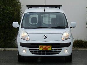 2011 Renault Kangoo X61 White 4 Speed Automatic Van Melrose Park Mitcham Area Preview