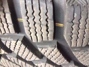 winter tire (four)     195/65R15 91T   ( used this winter only)