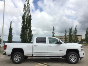 2019 Chevrolet Silverado 3500HD LTZ 0% Call Bernie 780-938-1230