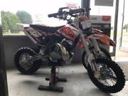 2014 KTM 50SX Nillumbik Area Preview